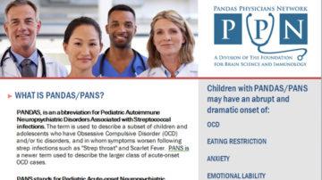 PPN Flyer PANDAS PANS