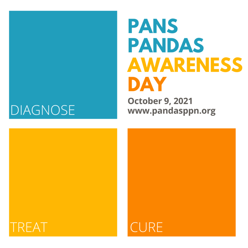 PANS/PANDAS Diagnose, Treat, Cure