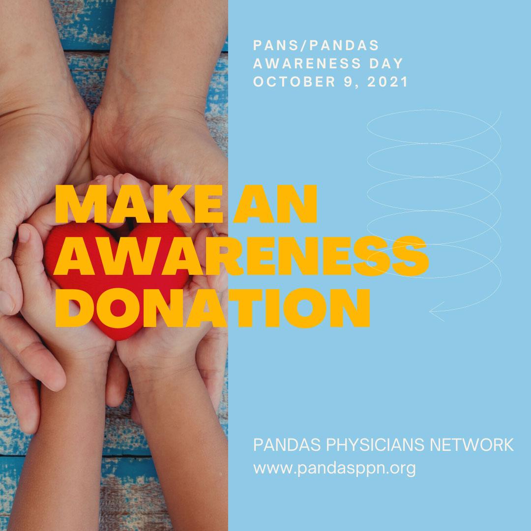 Make an awareness day donation